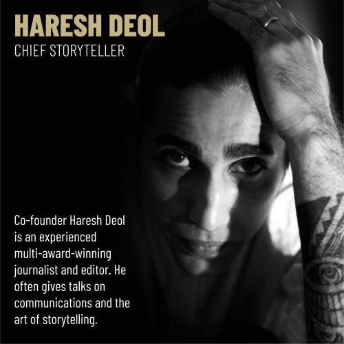 Haresh Deol